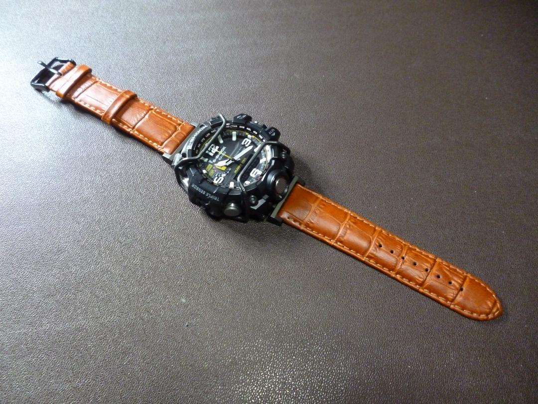 Name:  GWG1000 leather strap.jpg Views: 71 Size:  515.5 KB
