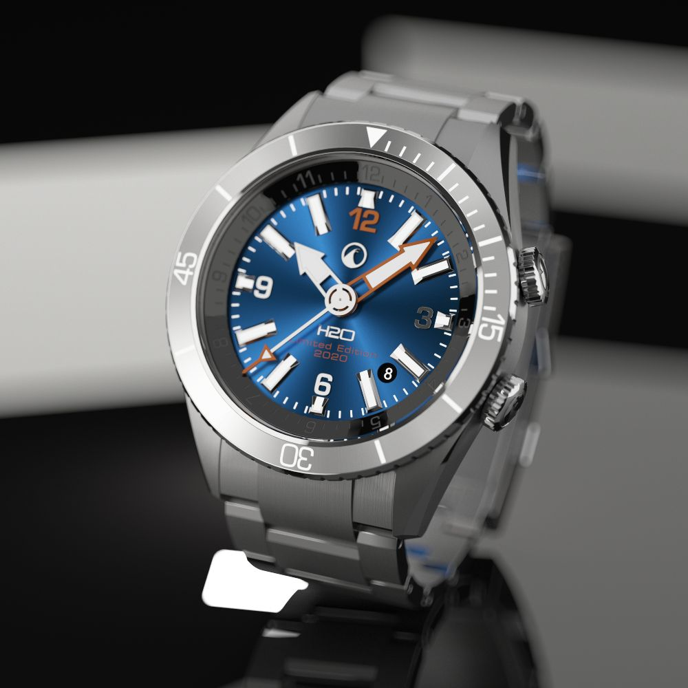 H2O NAVALE LIMITED EDITION 2020 Attachment