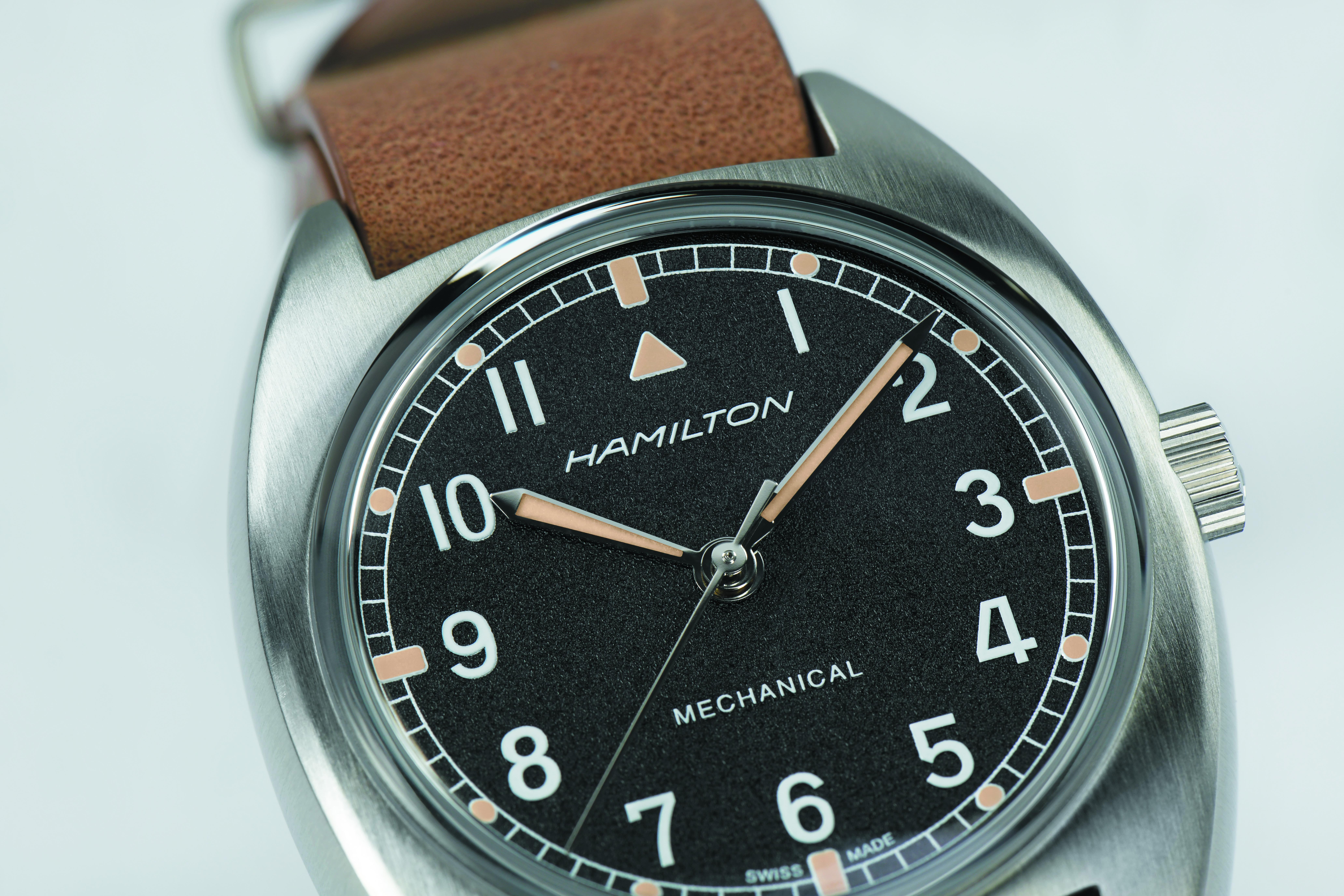 H76419531_Khaki Pilot Pioneer Mechanical_dial