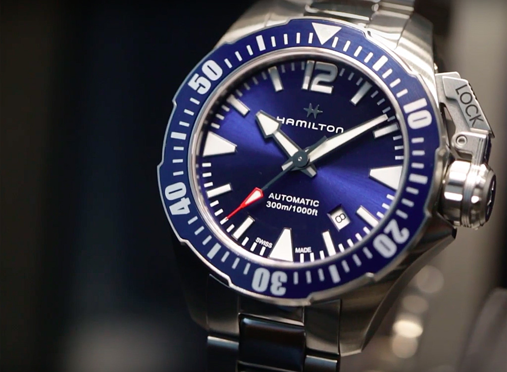 baselworld 2016  hamilton watch collection preview video