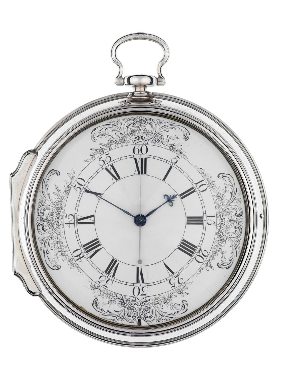 H4, Harrison Chronometer.