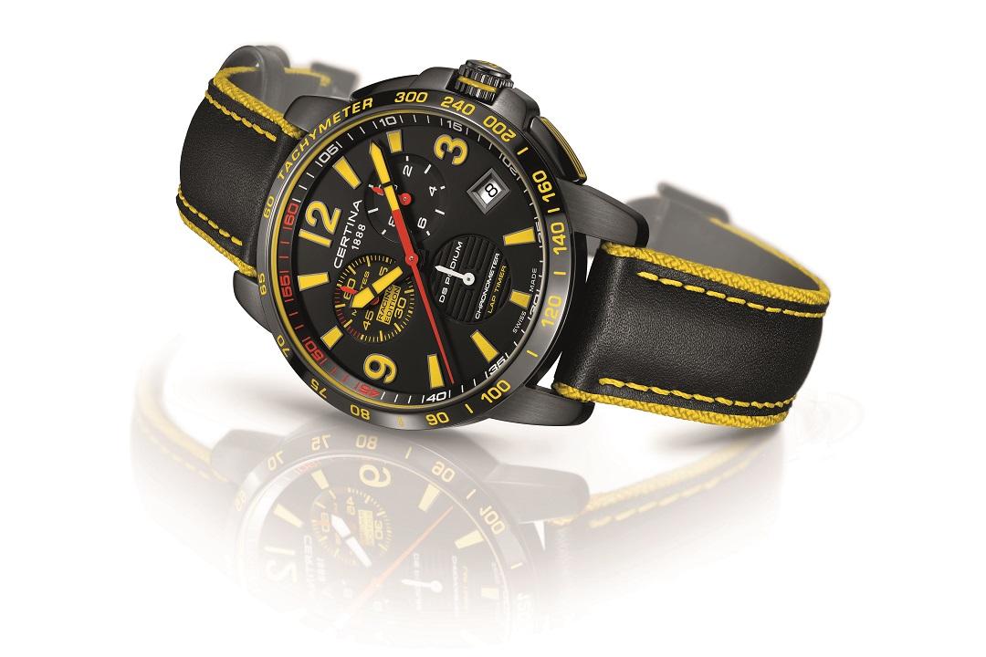 Laptimer 2000 >> Certina DS Podium Lap Timer Chronograph – Racing Edition - watchuseek.com