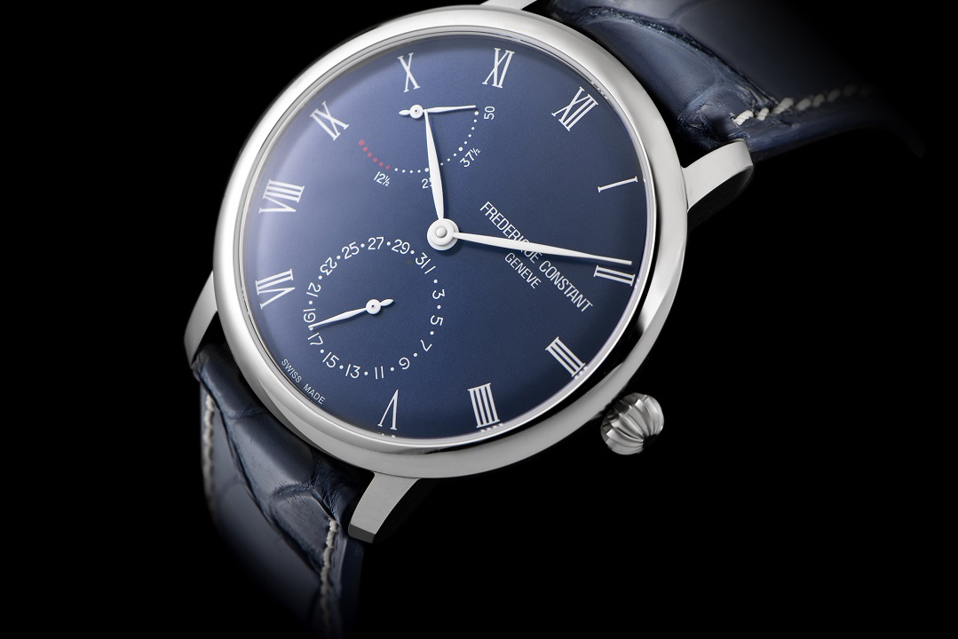 Baselworld 2019: Frederique Constant Manufacture Slimline 50-Hours Power Reserve