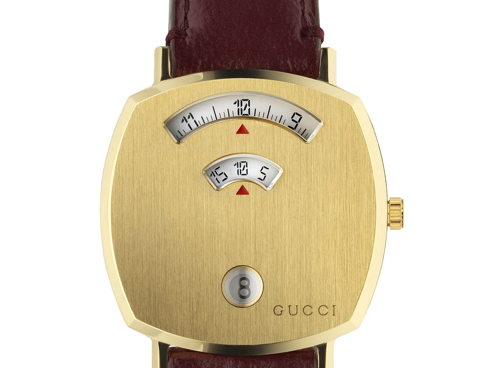 Baselworld 2019: Gucci Introduces the Unisex Grip