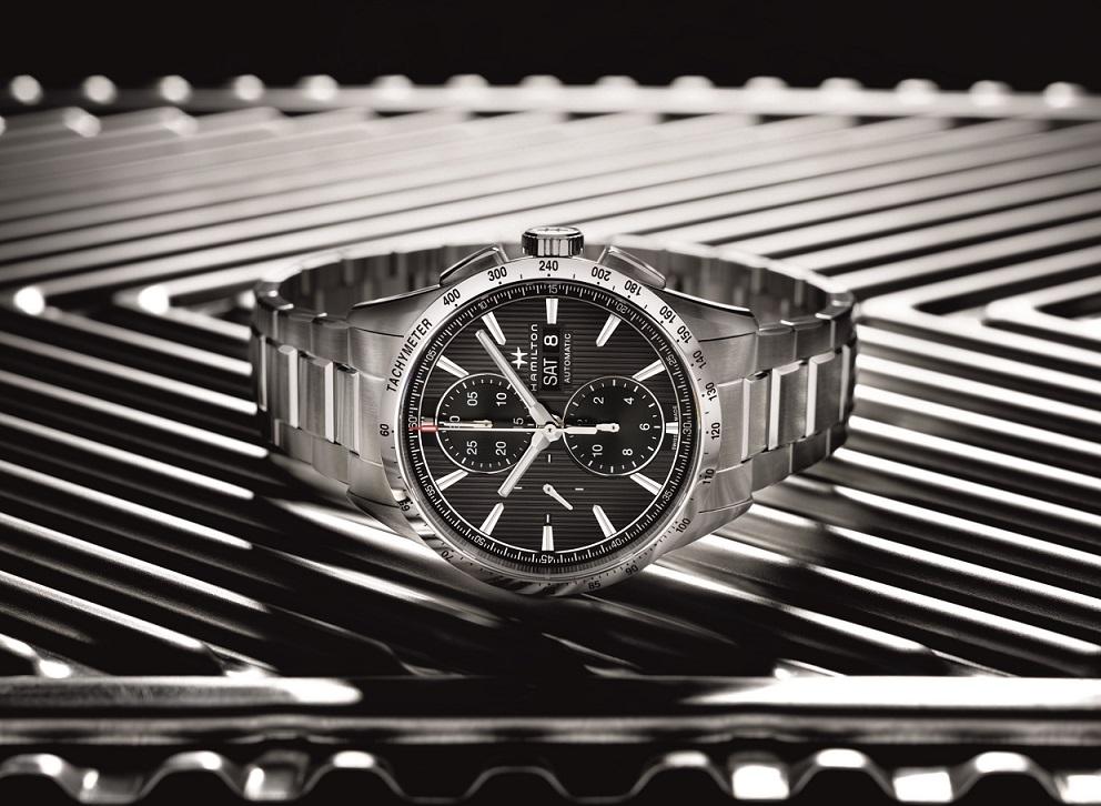 07f7d67c9 Pre-Baselworld 2016: Hamilton Broadway Auto Chronograph - watchuseek.com