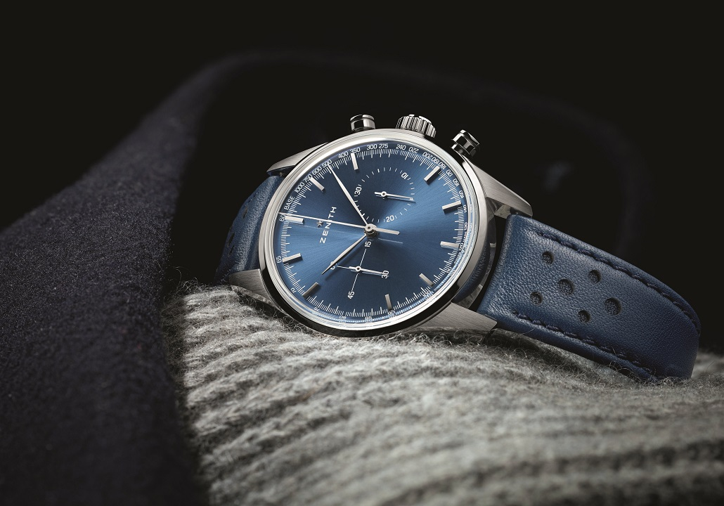 Return of a Classic: Zenith Heritage 146