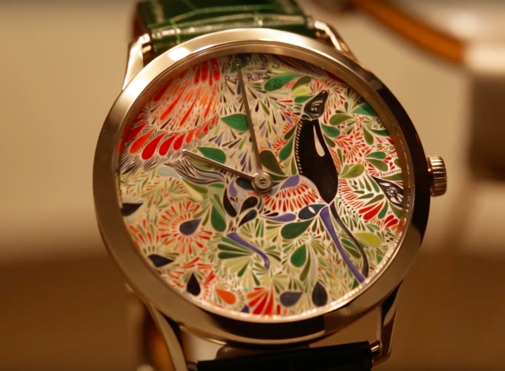 VIDEO: New Hermès Watch Collection from Baselworld 2016