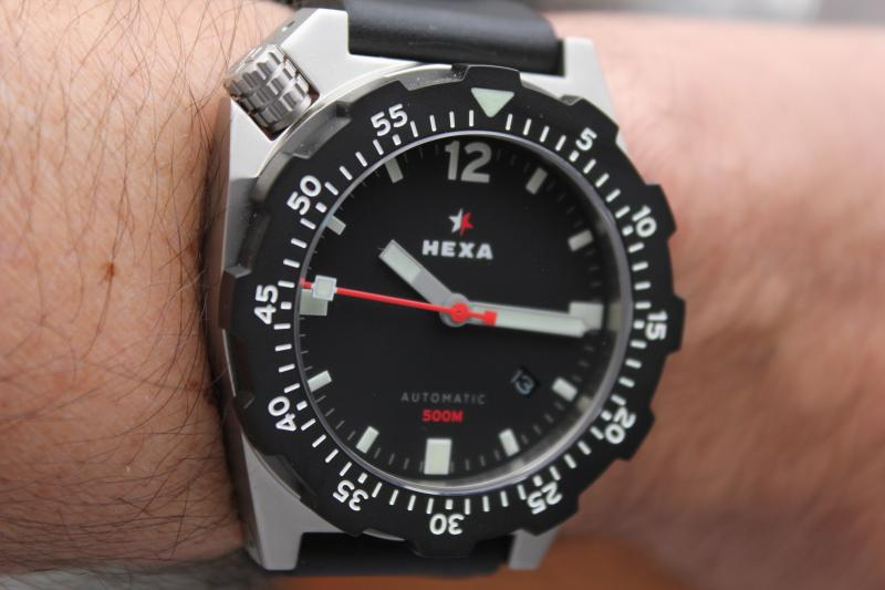 Name:  Hexa K500 on OEM rubber strap16.jpg