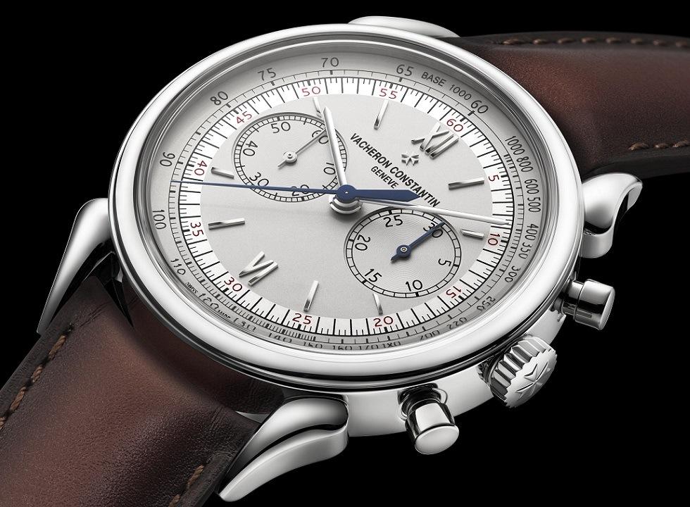 Watch Of The Day: Vacheron Constantin Historiques 'Cornes De Vache' 1955 Stainless Steel - watchuseek.com