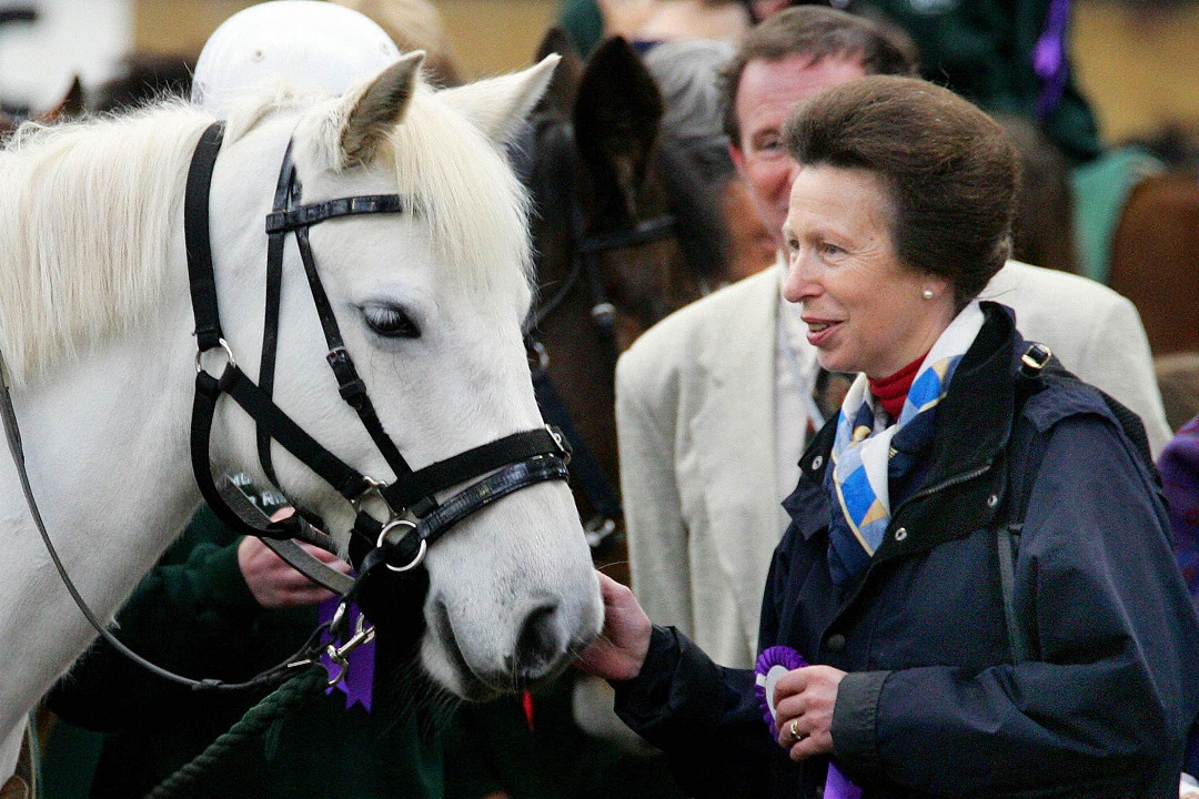 The Princess Royal to be honored at the Longines Ladies Awards 2016