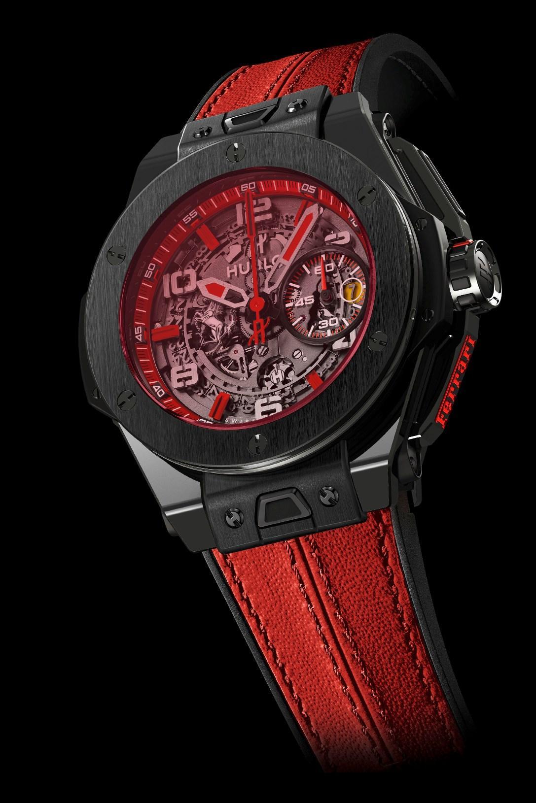 Name:  Hublot Singapore Limited Edition Big Bang Ferrari.jpg Views: 8175 Size:  224.2 KB
