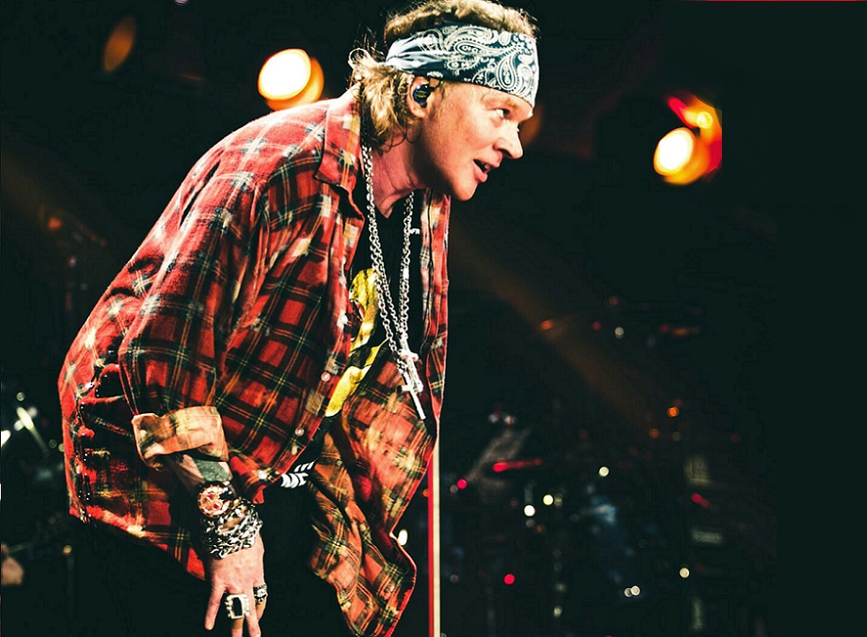 Sweet Child o' Mine: Axl Rose and HYT combine