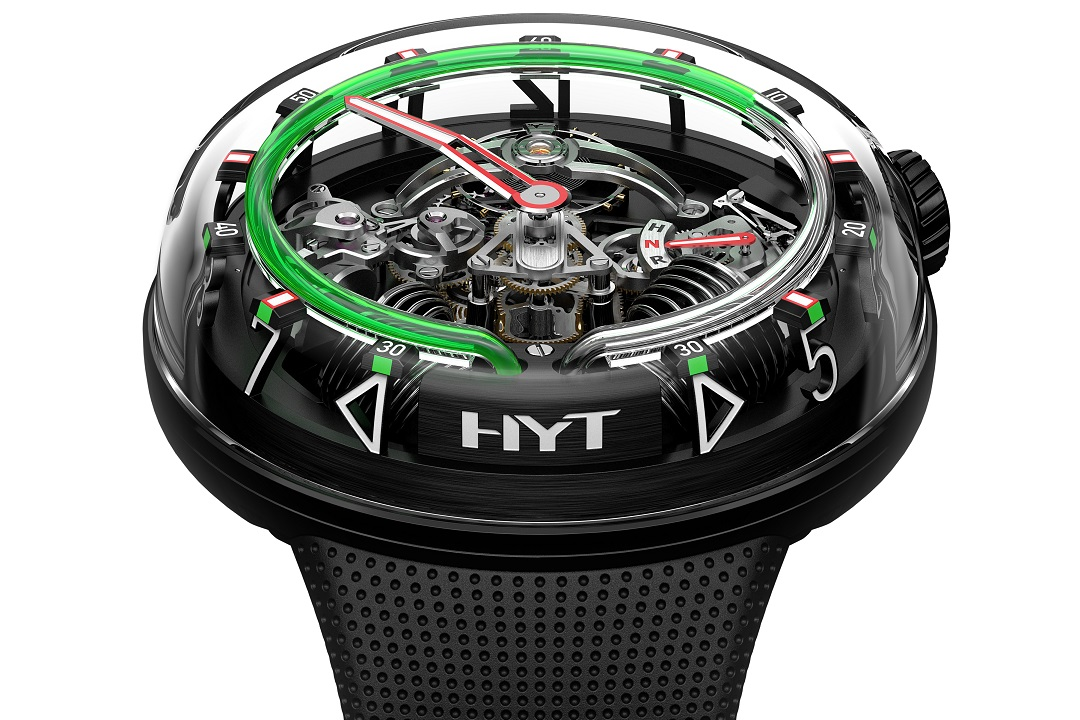 SIHH 2018: HYT H²O Limited Edition Watches