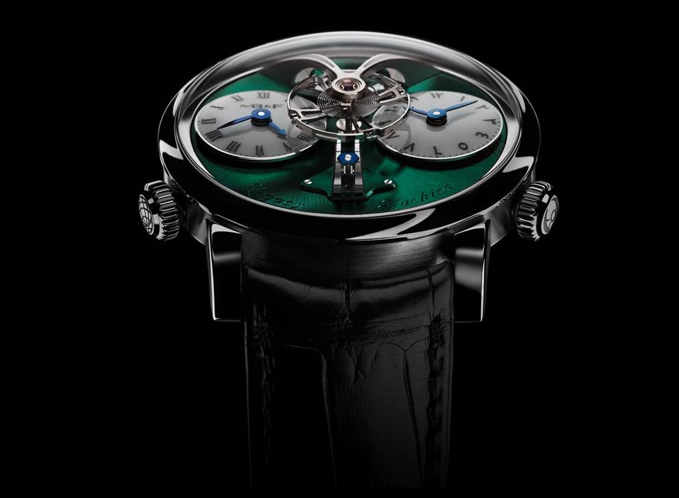 MB&F LM1 M.A.D. Dubai Limited Edition watch