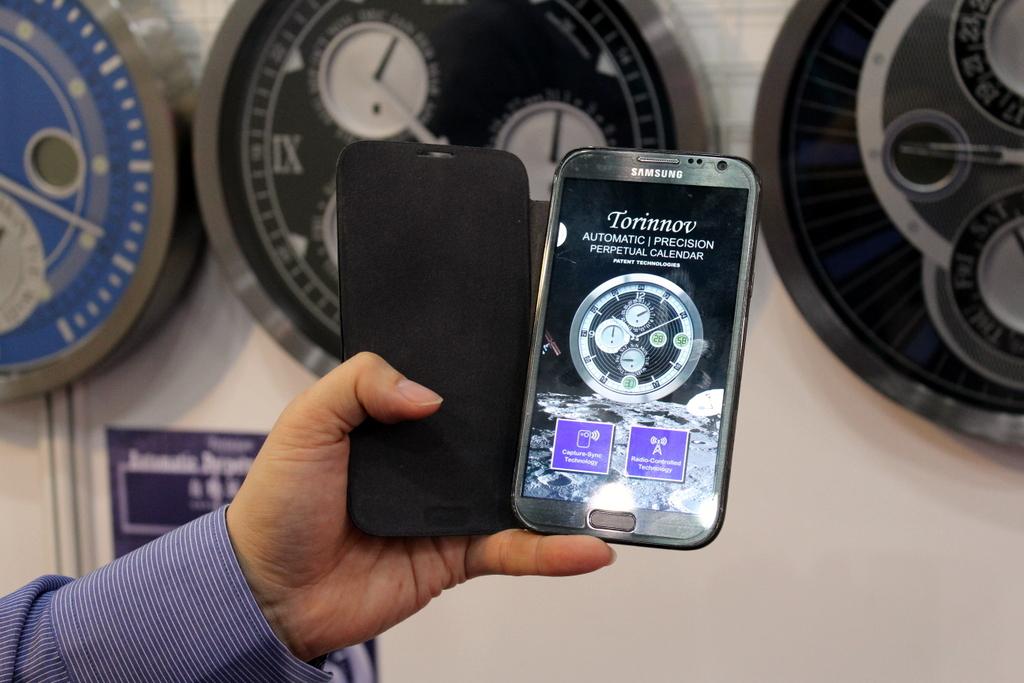 Hong Kong Watch Fair: Torinnov Clocks