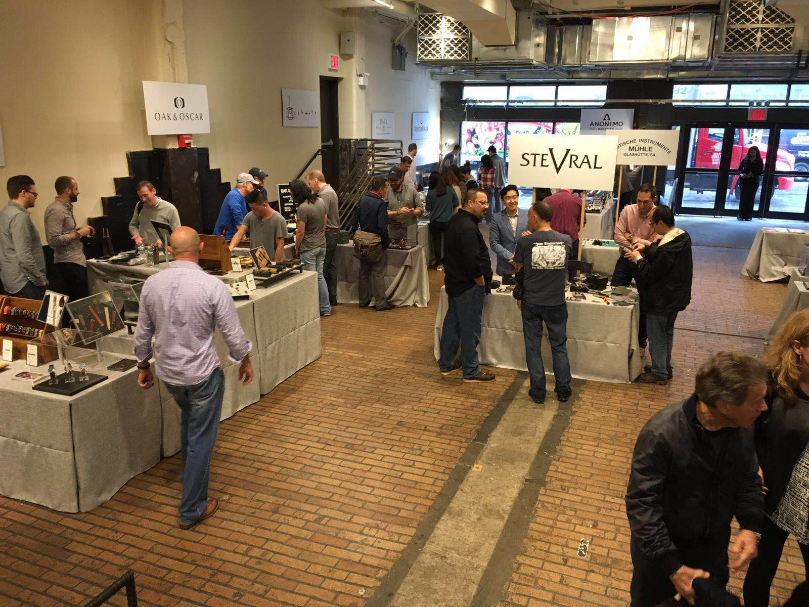 Wind Up NYC – Free event with affordable watches
