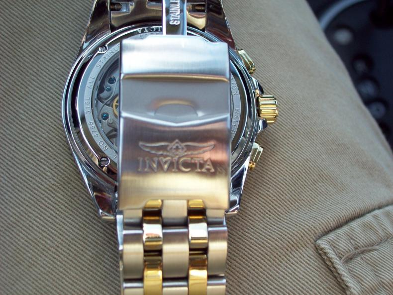Name:  Invicta Clasp.jpg