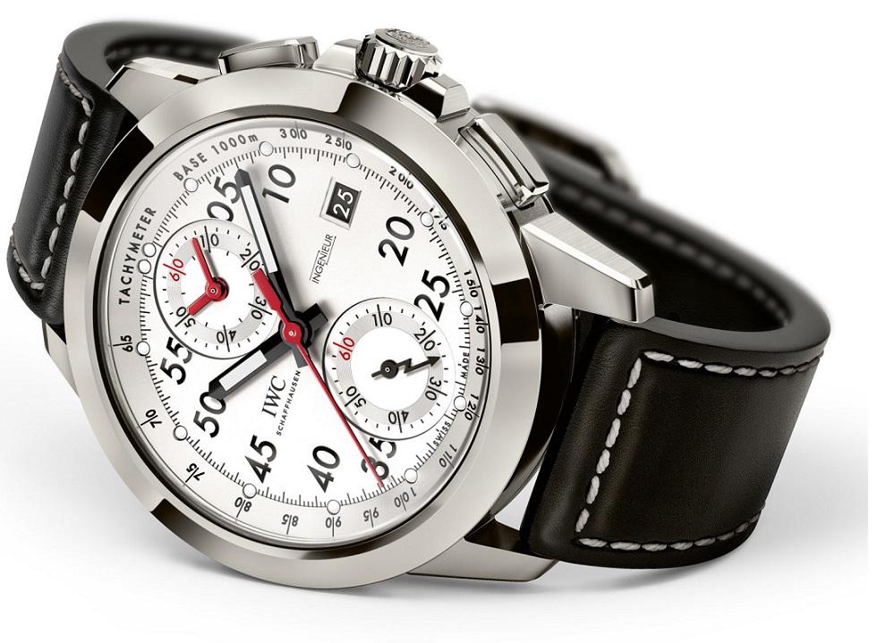 IWC 50th Anniversary Mercedes-AMG Limited Edition Watch
