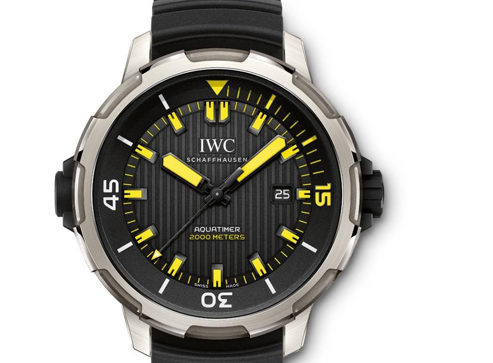 Iwc Aquatimer Models