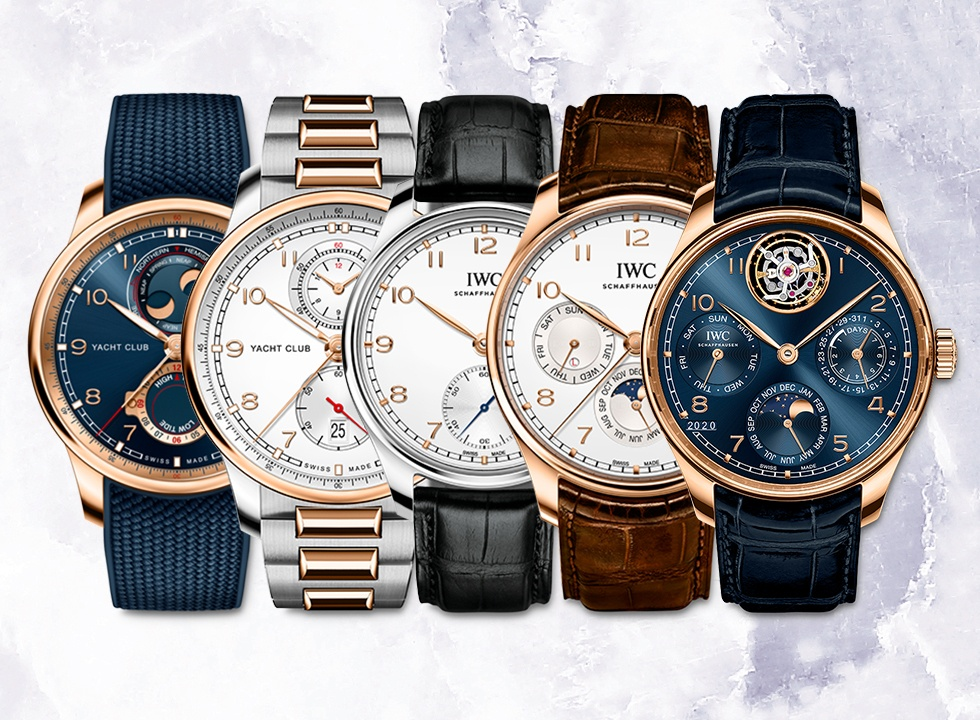 iwc-portugieser-collection