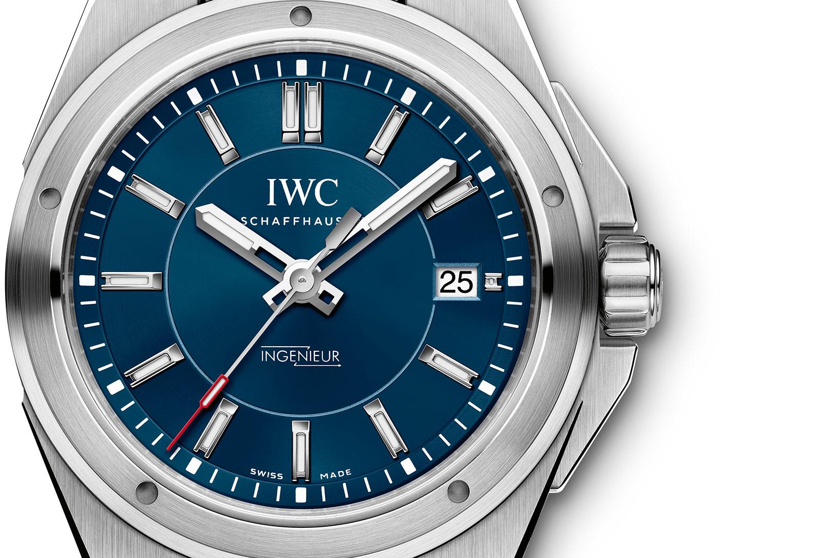 IWC Ingenieur Automatic Laureus 2