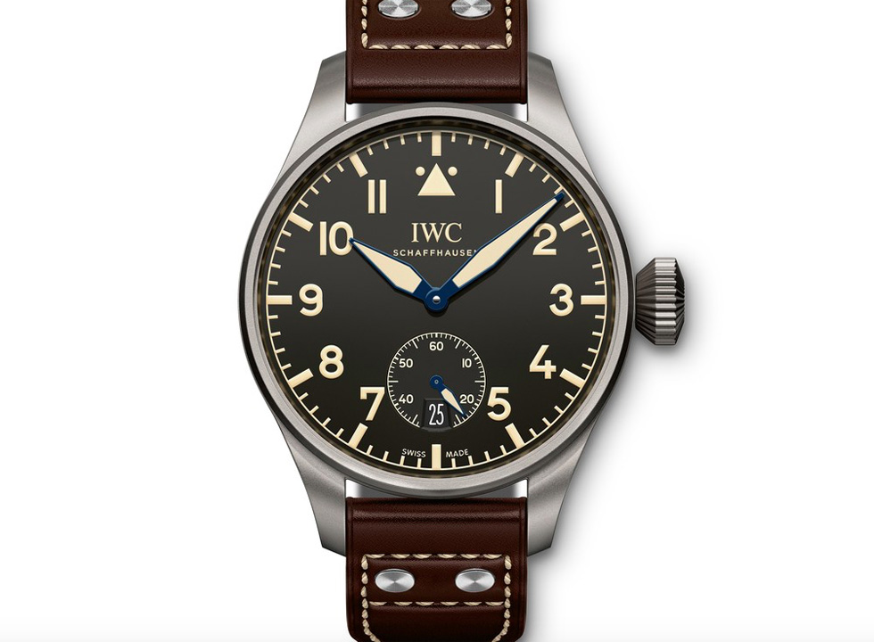 Watchmaker Kurt Klaus on the History of the Iconic IWC Big Pilot
