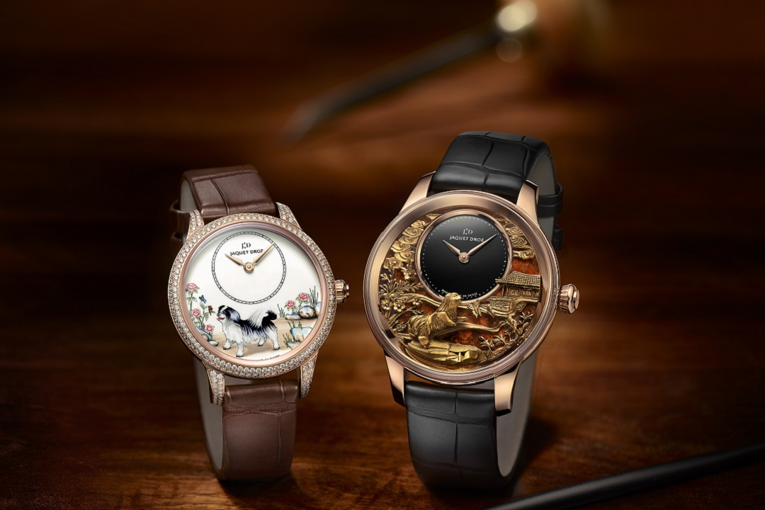 When it comes to understanding the Chinese market, Jaquet Droz knows more than most.