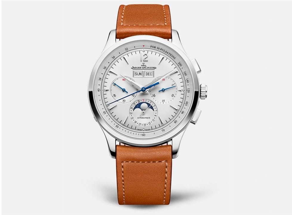 jaeger lecoultre master control chronograph calendar