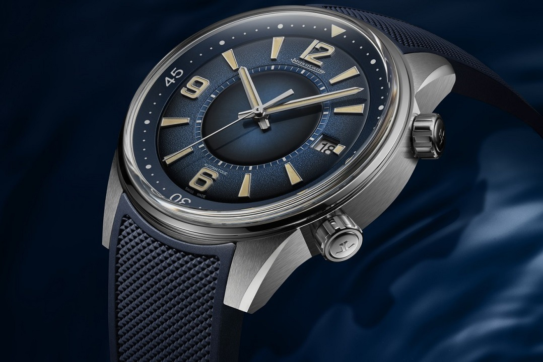 Watch of the Day: Jaeger LeCoultre Polaris Date Limited Edition - watchuseek.com