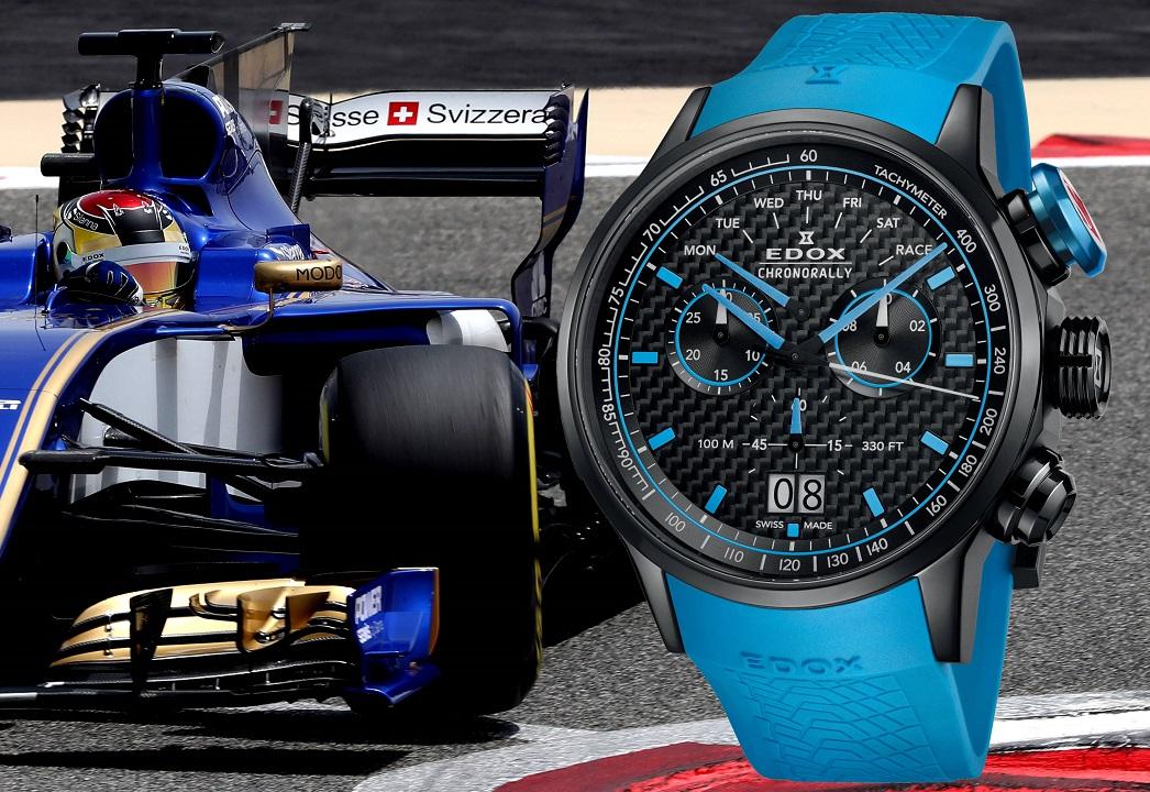 Pascal Wehrlein (D), Sauber F1 Team.  Bahrain International Circuit.