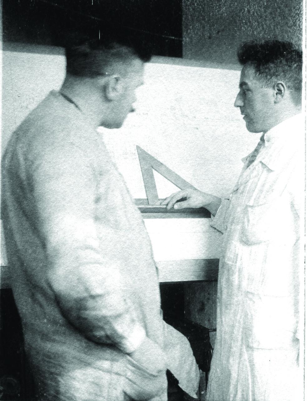 Karl Ickler 1924