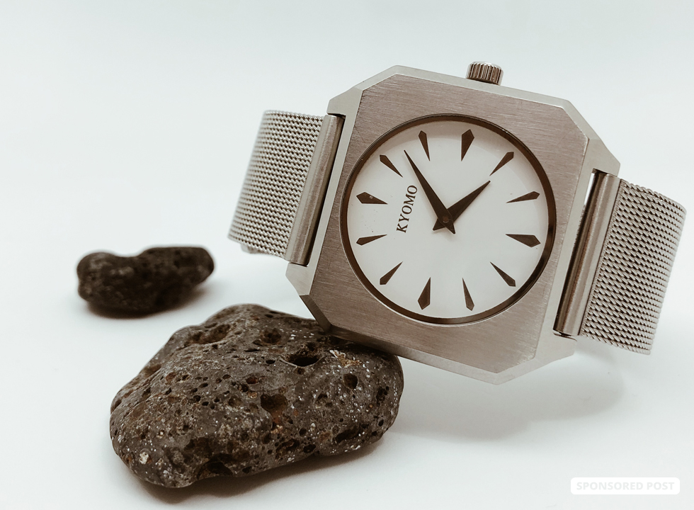 New watch brand Kyomo is about to launch its first ever collection, inspired by and called Tokyo.