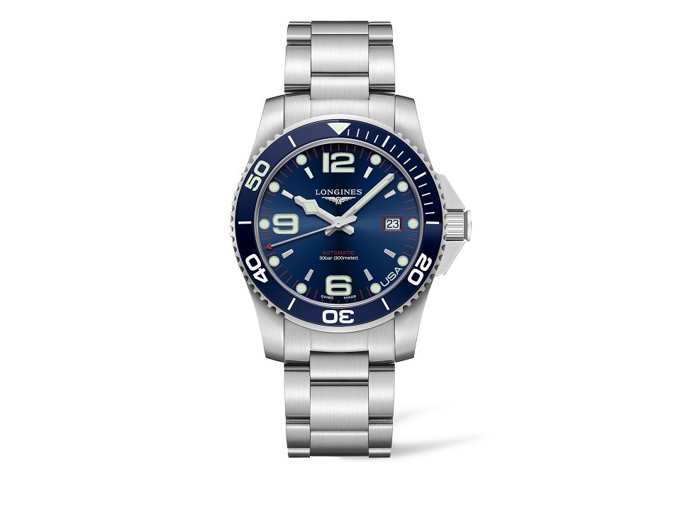 Exclusive Longines Hydroconquest Collection Comes To The