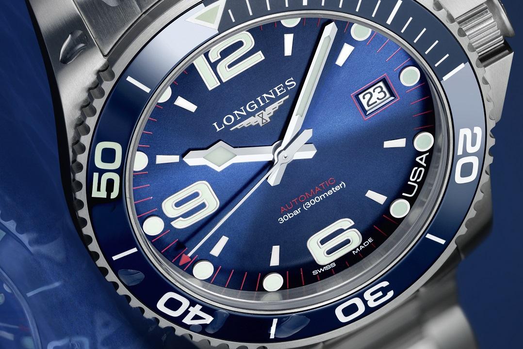 Longines Hydroconquest Automatic >> Exclusive Longines HydroConquest Collection Comes To The USA - watchuseek.com