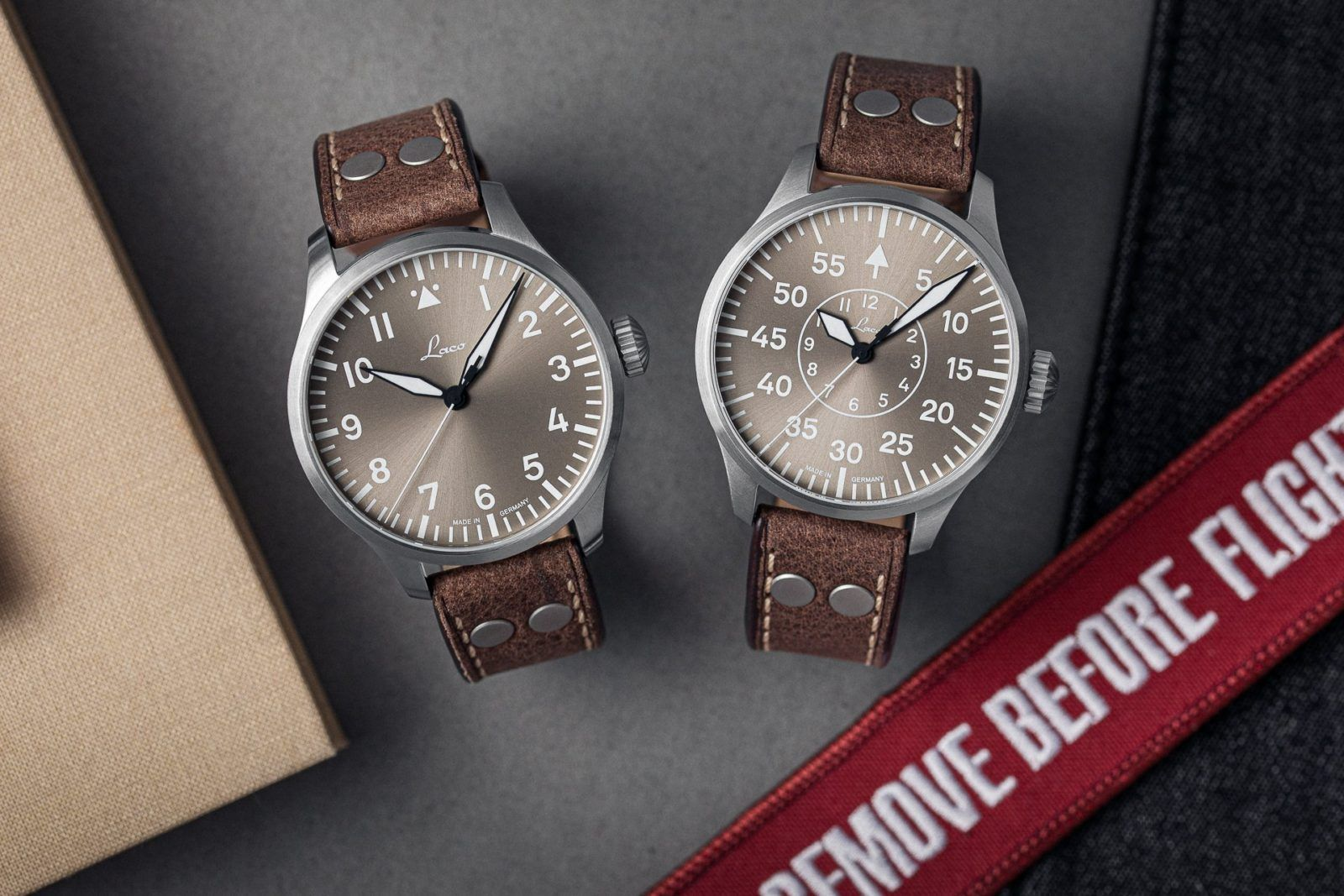 Laco Augsburg & Aachen Taupe