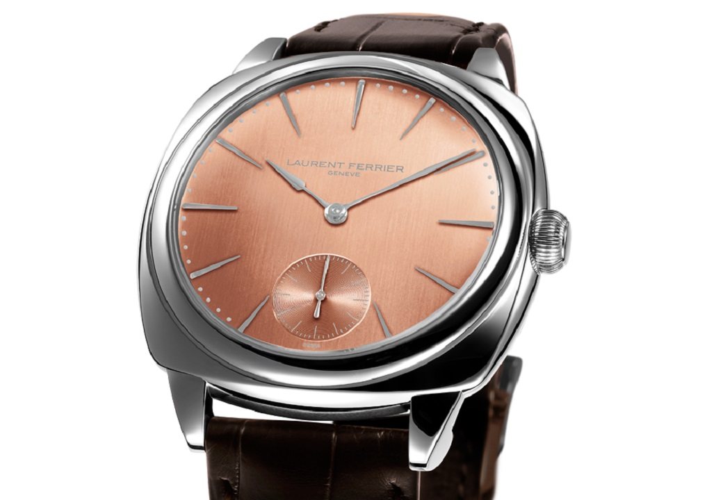 Laurent Ferrier Fall inspired Galet Square