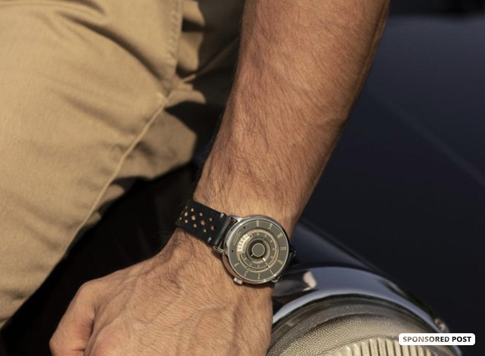 Kickstarter: Lenvino Lecronos Vintage Racing Inspired Watches
