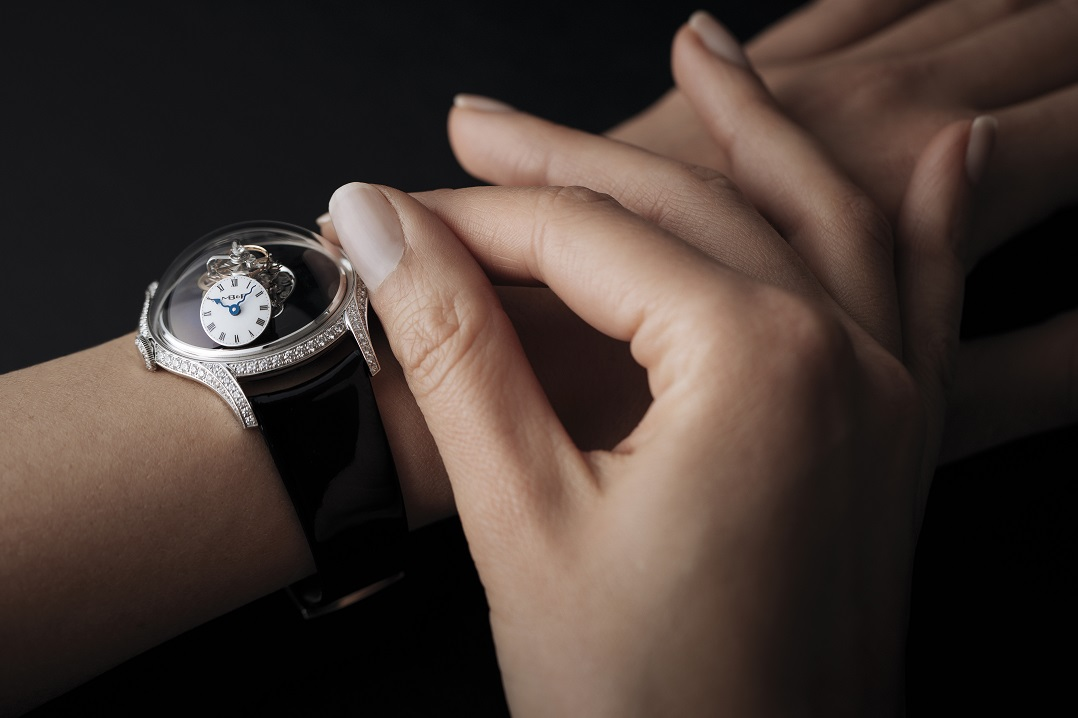 MB&F's First Watch for Women: Legacy Machine Flying T