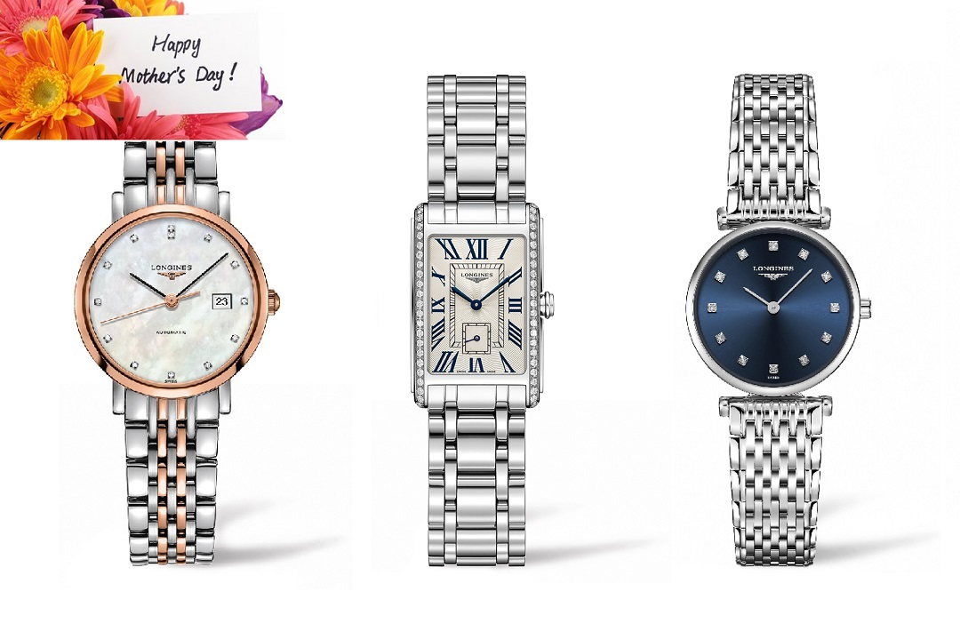 Give Love and Longines This Mother's Day