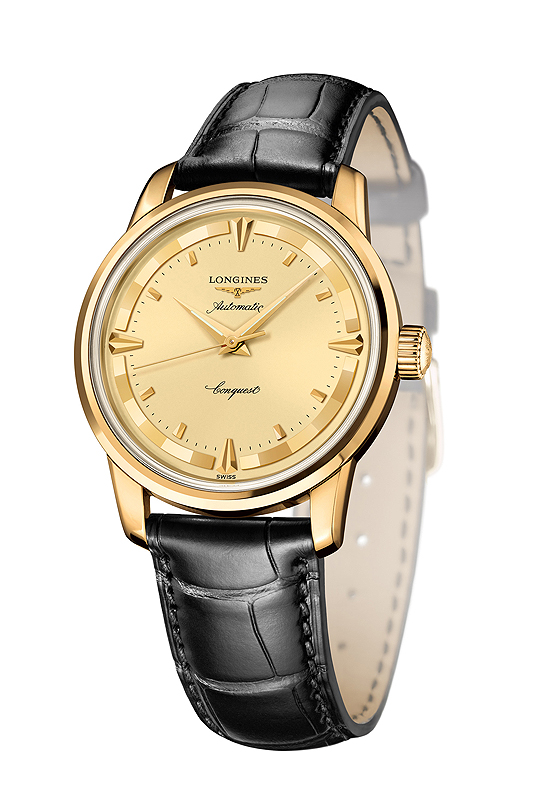 Name:  Longines_Conquest Gilded yellow gold.jpg Views: 1711 Size:  218.0 KB