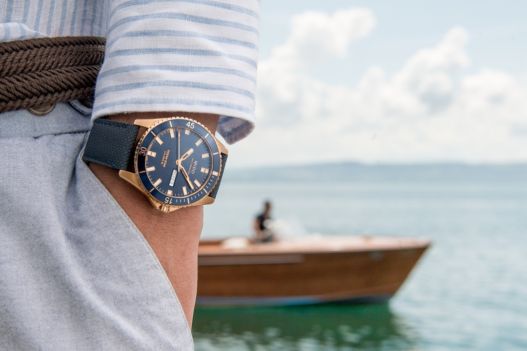Two New Models Join the Mido Ocean Star Collection