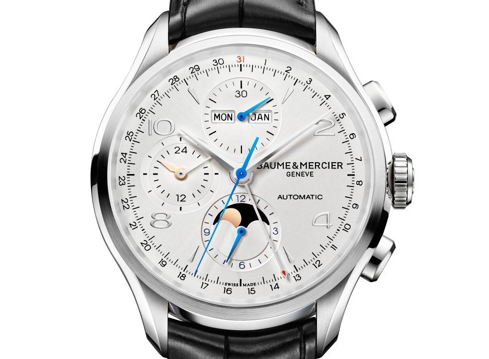 Clifton 10278 Chronograph complete calendar