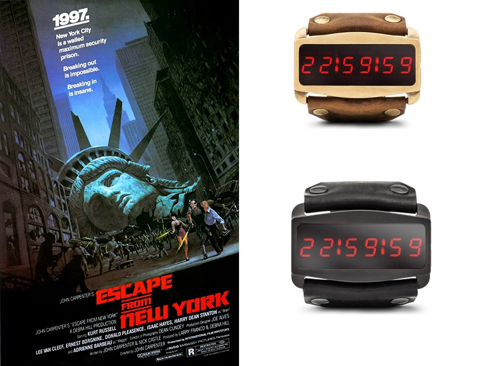 Lifeclock One: An Iconic Movie Prop Reborn