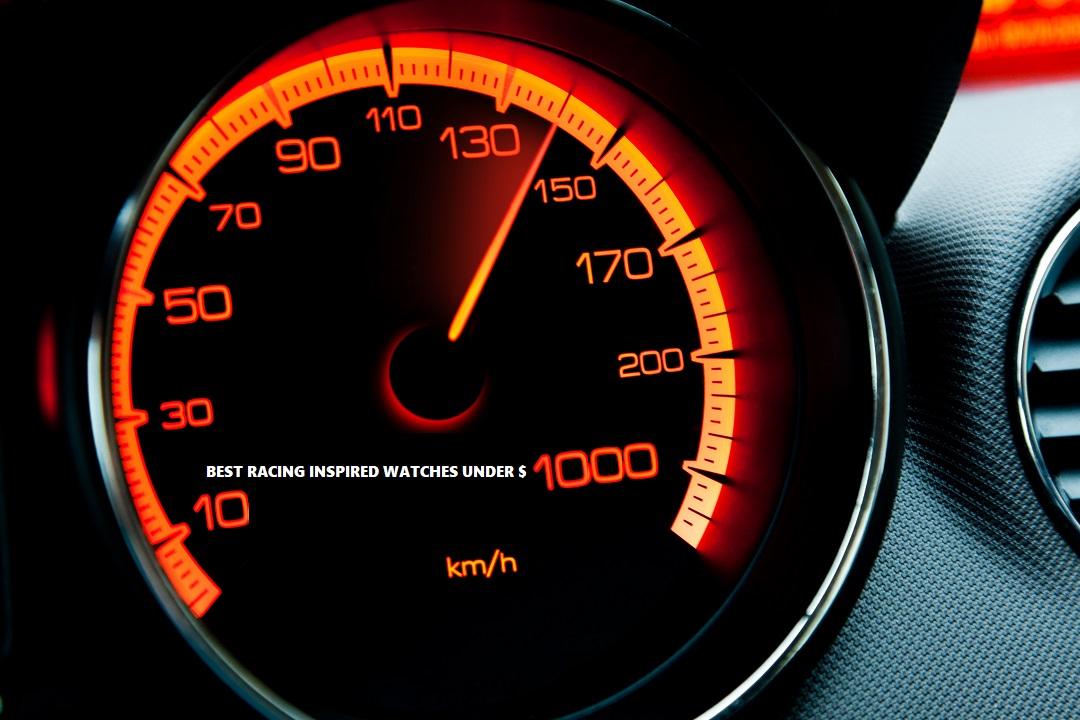 Best Racing Chronographs Under $1,000