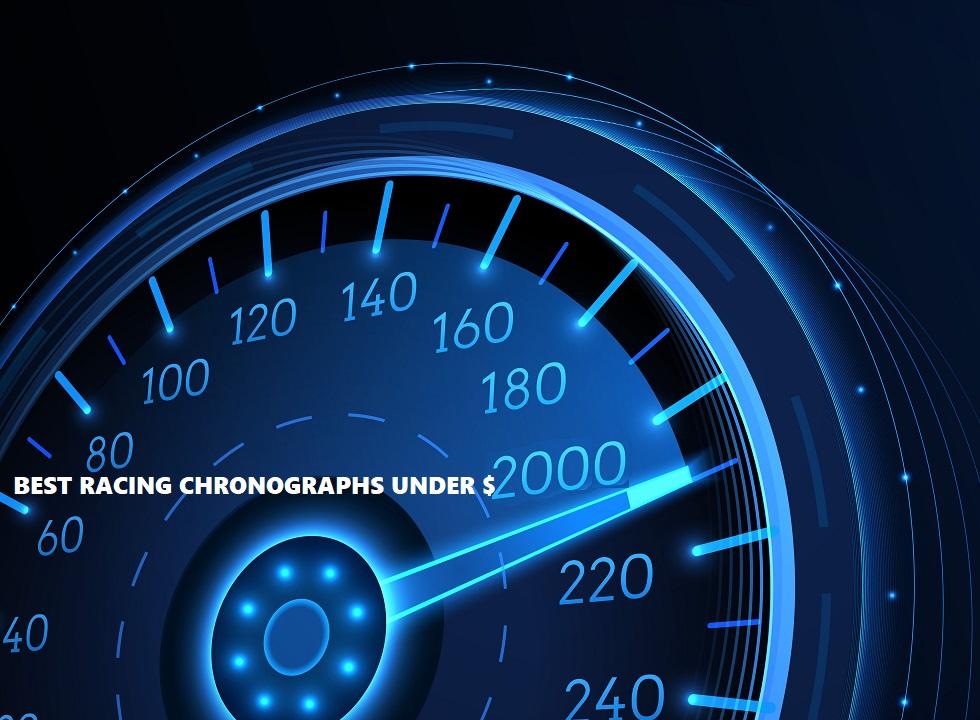 Best Racing Chronographs Under $2,000