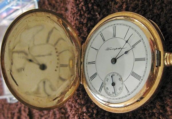 Hampden watch - TheFind