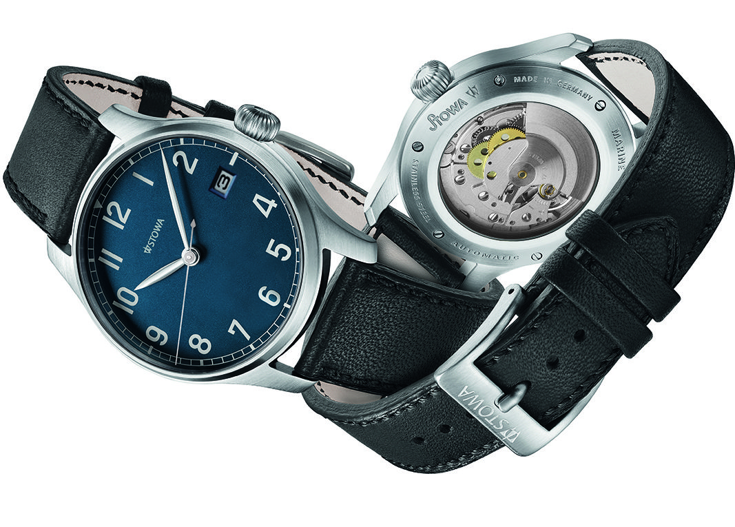 Marine Automatic Limited to commemorate the 250th anniversary of Pforzheim city