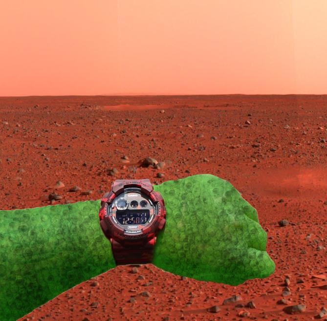 Click image for larger version.  Name:Mars wrist shot 7.jpg Views:355 Size:60.1 KB ID:5507265