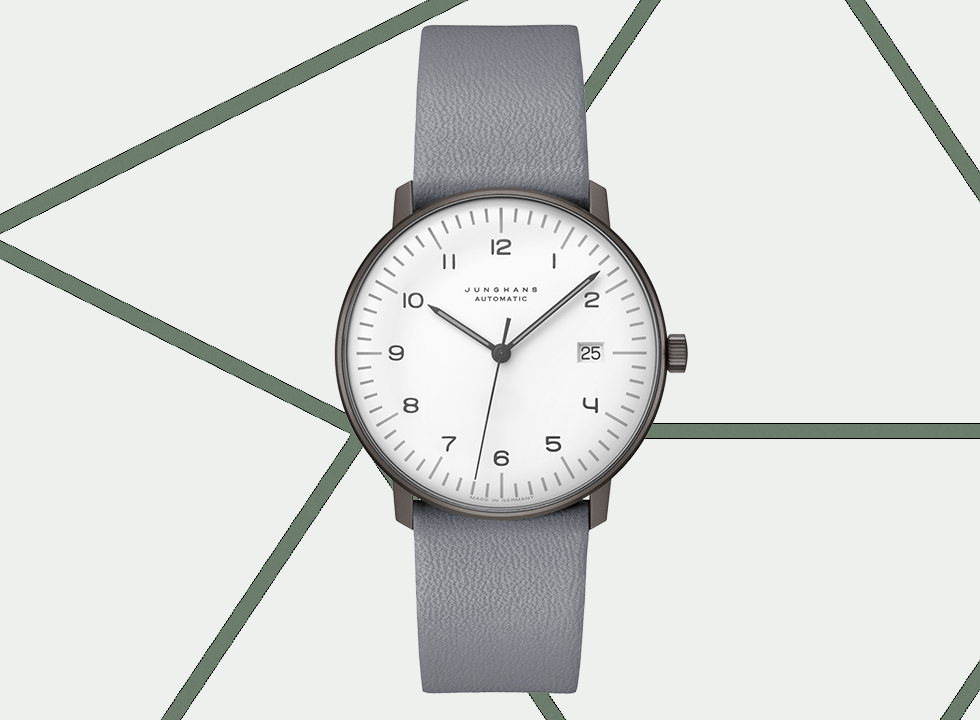 Junghans Max Bill Black and White Series