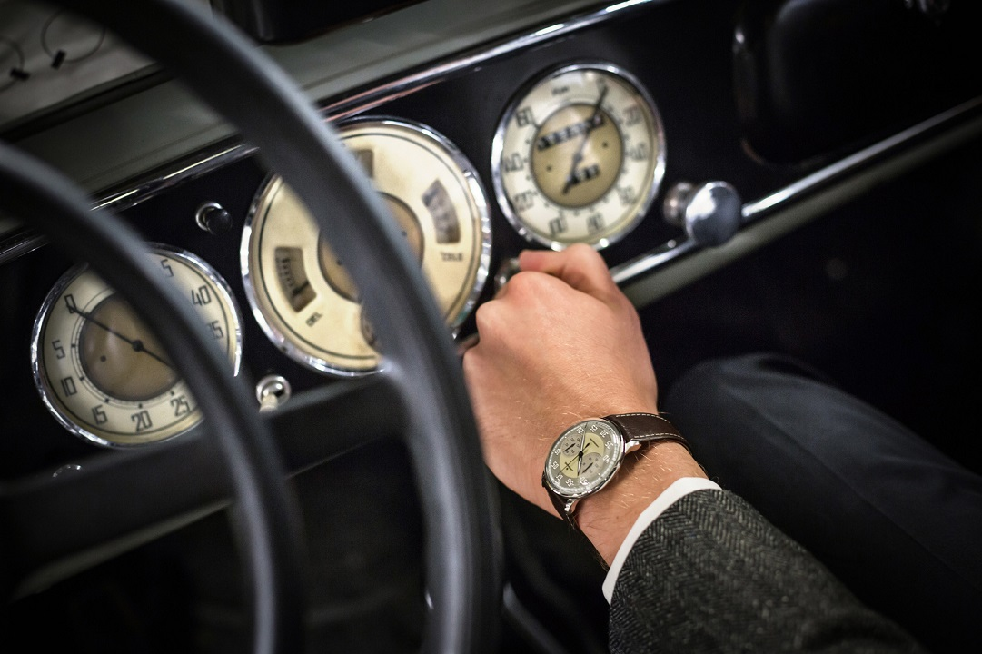 Meister Driver Chronoscope_Car Dashboard